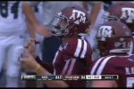 Watch: Manziel Taunts Rice with Autograph Gesture