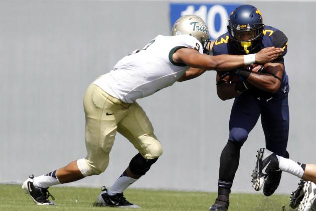 West Virginia Football: It Could Be a Long Season After Close Call in Opener