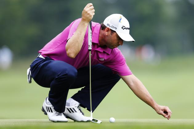 Birdie Binge Lifts Garcia to Lead at Deutsche