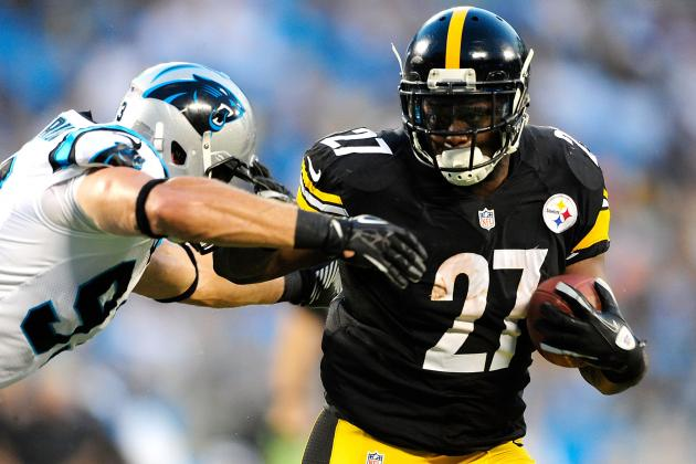 Pittsburgh Steelers Release RB Jonathan Dwyer