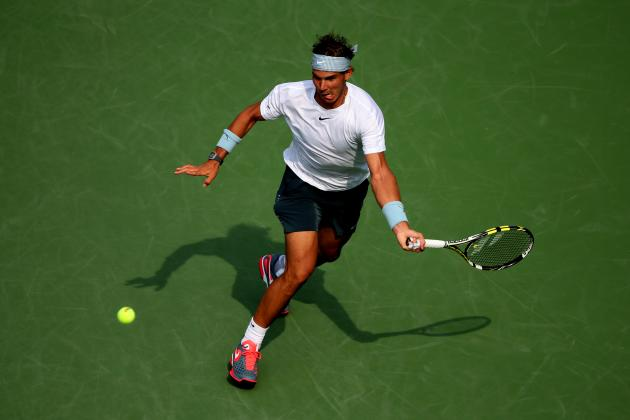 Rafael Nadal vs. Ivan Dodig: Score and Recap from 2013 US Open