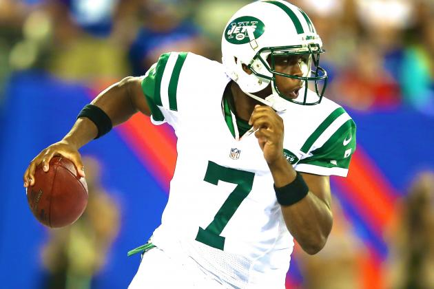 Rex Ryan Reportedly Wants Geno Smith to Start over Mark Sanchez