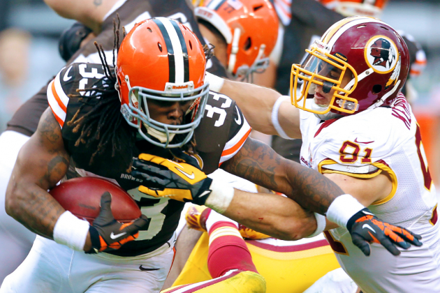 Top Fantasy Football Players 2013: 1st-Round Locks to Avoid