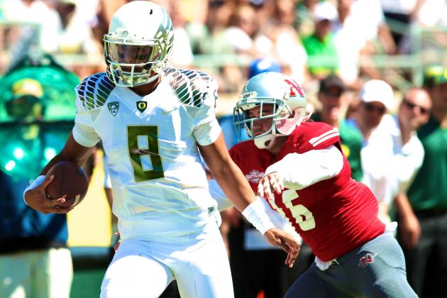 Nicholls State vs. Oregon: Live Score, Analysis and Results