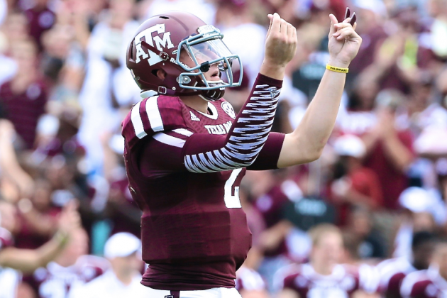 A Defiant, Chip-on-the-Shoulder Johnny Manziel Is a Dangerous Johnny Manziel