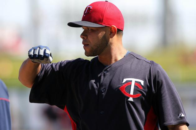 Twins Call Up Catcher Pinto