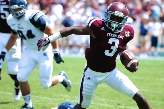 Rice vs. Texas A&M: Score, Grades and Analysis