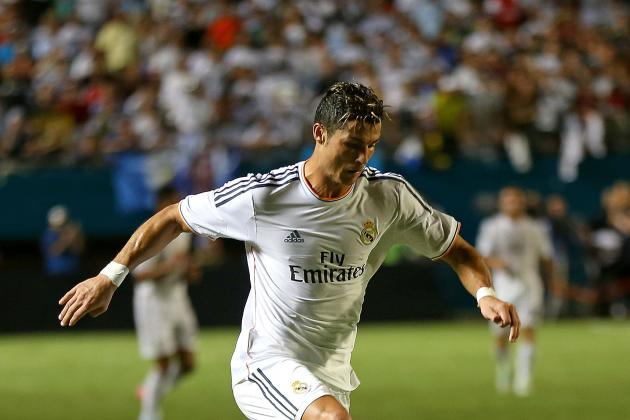 Cristiano Ronaldo Will Snap Early La Liga Goal Drought Against Athletic Bilbao