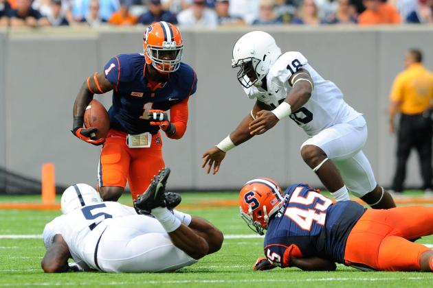 Penn State vs. Syracuse: Live Game Grades and Analysis for the Nittany Lions