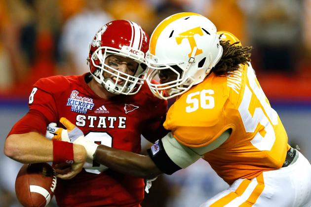 LB Maggitt Among 3 out vs. Austin Peay