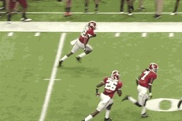 Alabama Starts Season with 72-Yard Punt Return Touchdown