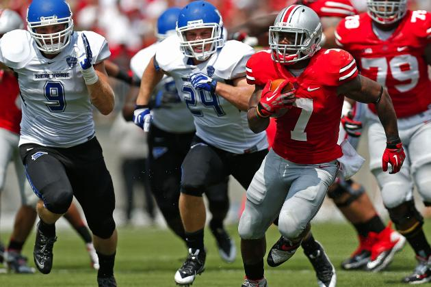 Buffalo vs. Ohio State: 10 Things We Learned from Buckeyes' Win