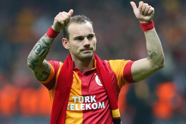 Wesley Sneijder Should Stop Premier League Flirtation and Focus on Season