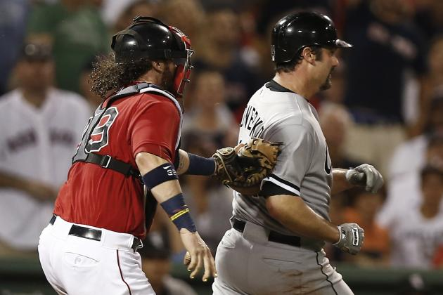 ESPN Gamecast: White Sox vs. Red Sox