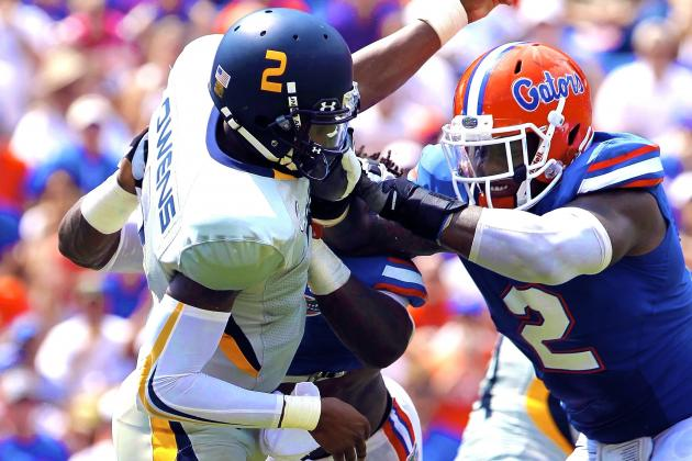 Toledo vs. Florida: Gators Defense Shows Impressive Strength, Depth in Opener