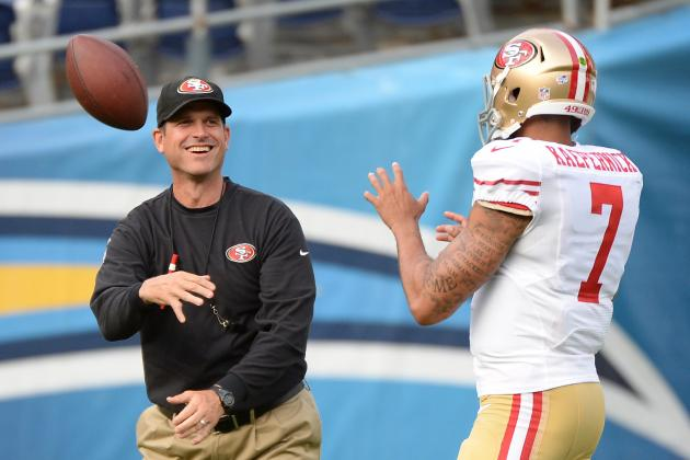 Harbaugh: 'There Were a Lot of Worthy Players'