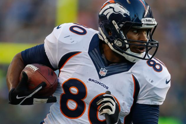 Julius Thomas, Ronnie Hillman to Start for Broncos