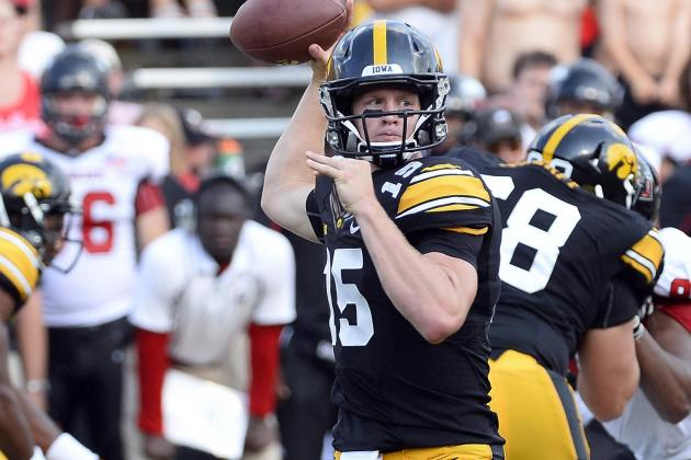 Hawkeyes Allow Late Score, Lose to NIU 27-30