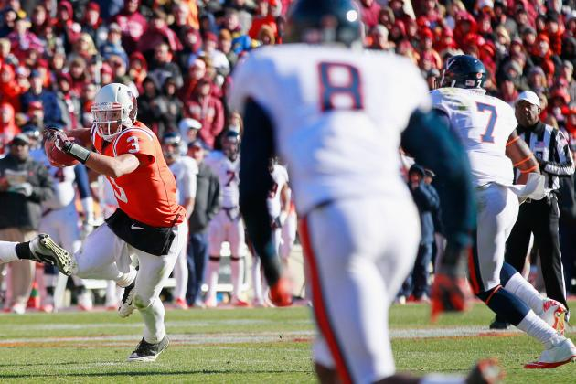 BYU vs. Virginia: Live Score, Highlights and Analysis