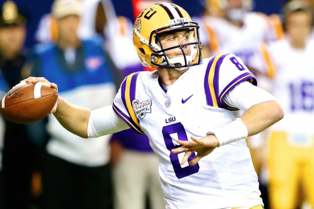 LSU vs. TCU: Live Score, Analysis and Results