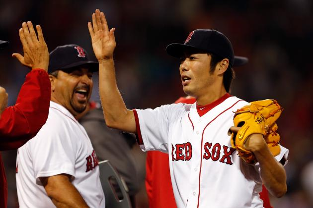 For Boston Red Sox, It's Case Closed with Koji Uehara
