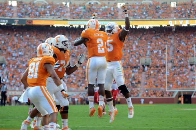 Tennessee Football: Dominant Win Gives Vols Much-Needed Confidence Boost