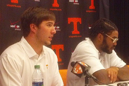 Instagram: Worley and Neal at the Podium