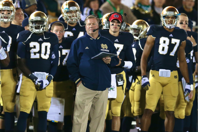 Brian Kelly Contract Extension Proves Irish Will Be Powerhouse for Years to Come