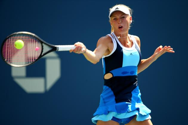 What Caroline Wozniacki's Loss to Camila Giorgi Means for Remainder of 2013