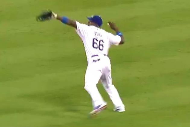 The Latest Victim of Puig's Laser