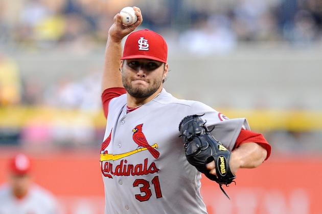 Lynn, Cardinals Overpowered by Pirates
