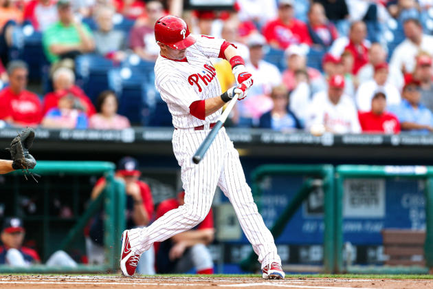 Michael Young to Dodgers: Phillies Officially Trade 3B to Los Angeles
