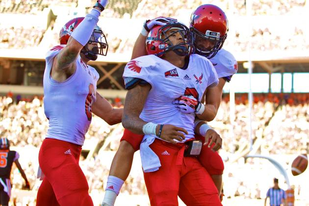 Eastern Washington Beats No. 25 Oregon State 49-46 in Shocking Upset