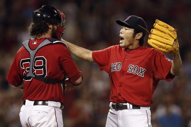 Koji Uehara Was the Best Offseason Signing for the Boston Red Sox