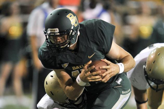 Baylor Dominant in 69-3 Win over Wofford