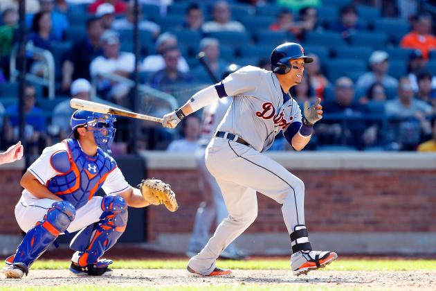 Victor Martinez Is Having the Best Season No One Is Talking About