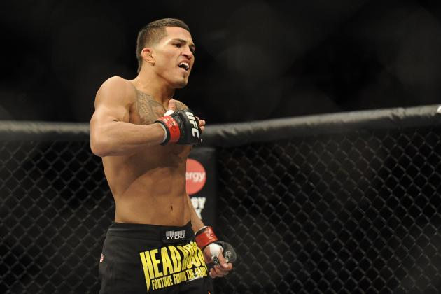 Twitter Reacts to Benson Henderson vs. Anthony Pettis 2