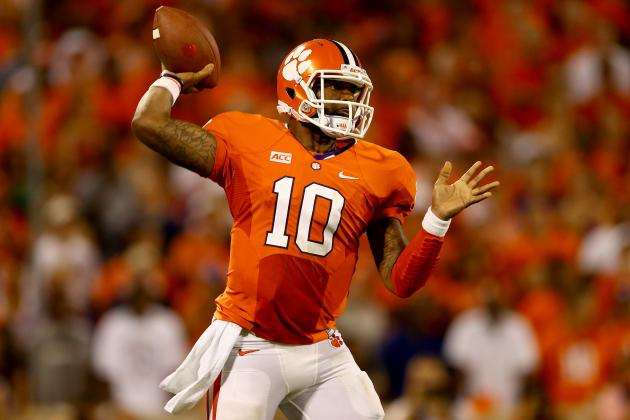 Clemson Stars Make Heisman Trophy Statement in Week 1