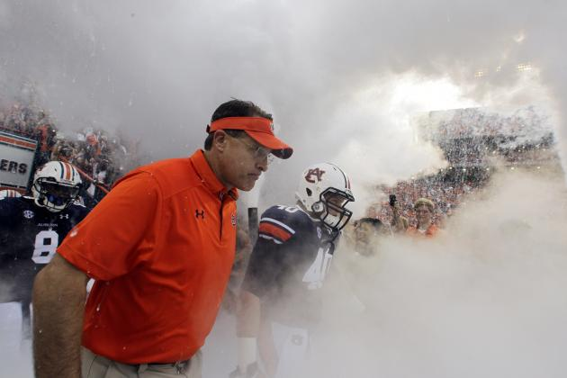 Auburn vs Washington State: Malzahn's Offense Puts Pressure on Tigers' Defense