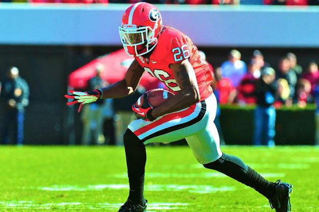 Malcolm Mitchell Injury: Updates on Georgia WR's Knee, Potential Return Date