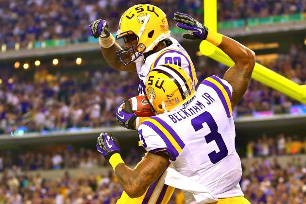LSU vs. TCU: Guess Cam Cameron Made a Difference in Tiger Offense