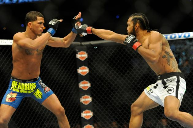 Anthony Pettis Suffers Knee Injury in Victory, Henderson Hurts Arm in Defeat