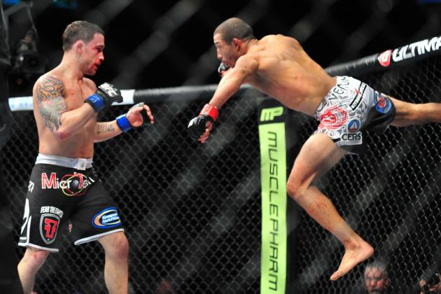 Dana White Believes Anthony Pettis Is the Most Exciting Option for Jose Aldo
