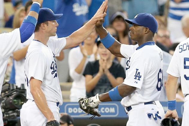Dodgers Finish August 23-6, Magic Number at 18