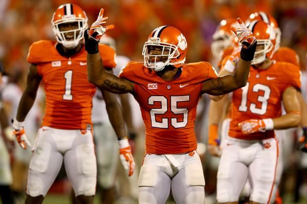 Georgia vs. Clemson: Tigers Prove to Be Legit National Title Contenders