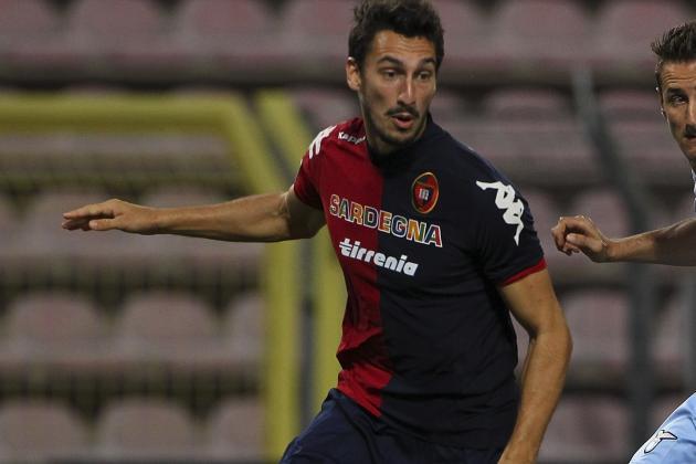 AC Milan Beat Cagliari 3-1