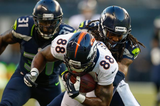 2013 Fantasy Football Team Defense Rankings: Week 1