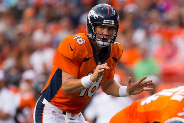 Broncos Want Ball, Clock Moving
