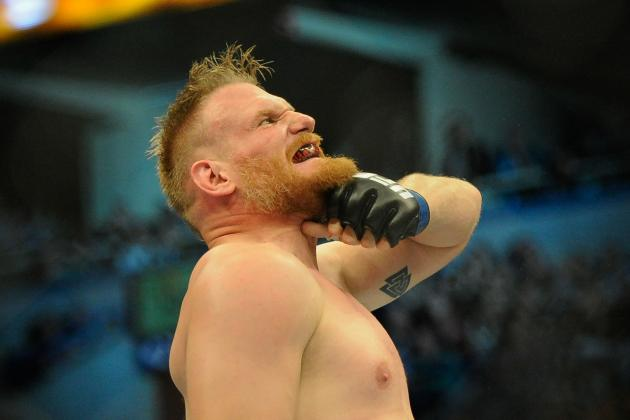 From Baby Face to the War Master: Josh Barnett's Strange UFC Journey