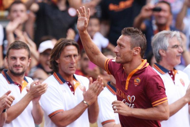 Roma Announce Starting XI vs. Verona
